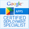 Google Apps Deployment Specialist on Staff