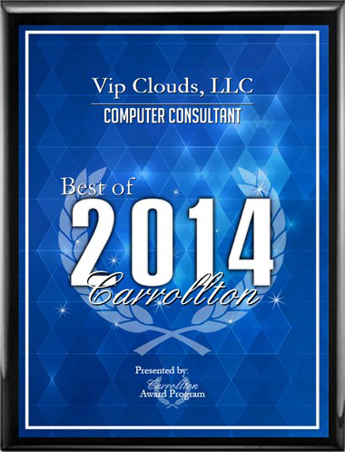 2014 Best of Carrollton Computer Consultant