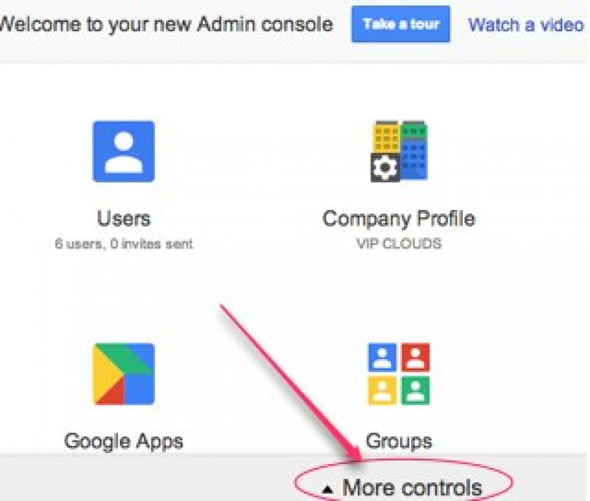 How To Enable Google+ on Google Apps Domain