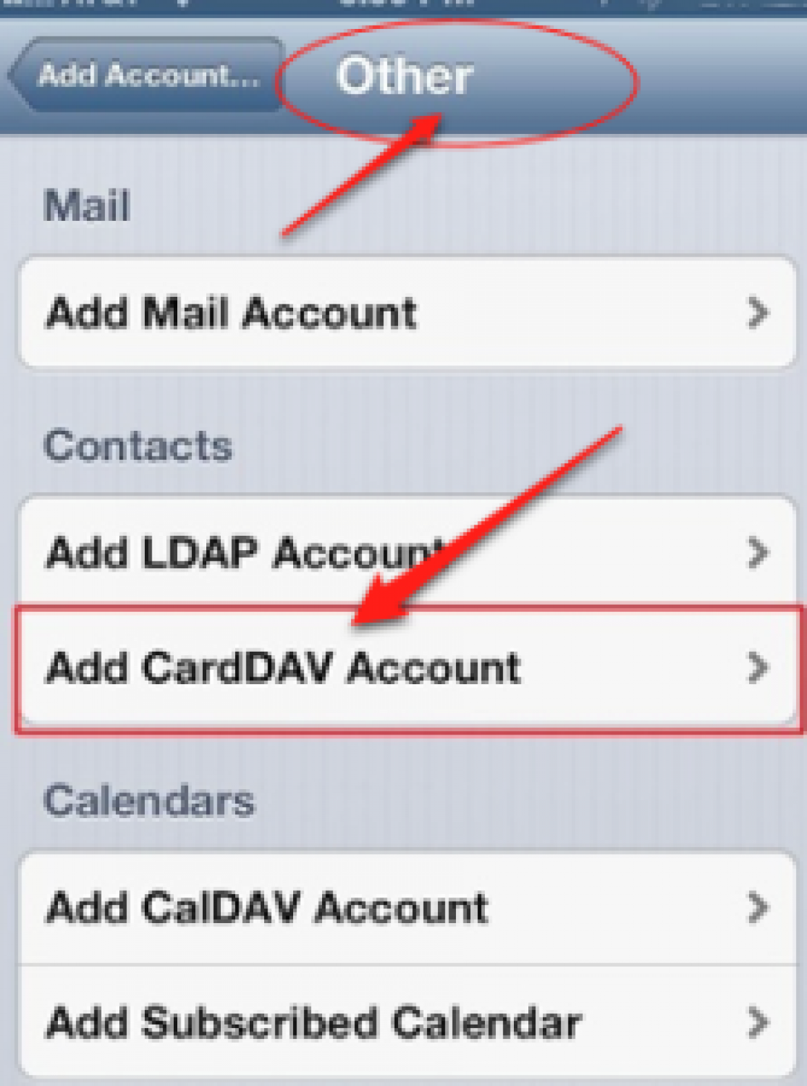 HowTo Sync Your Gmail Contacts to your iPhone